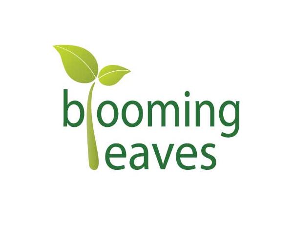 booming-leaves-logo-design