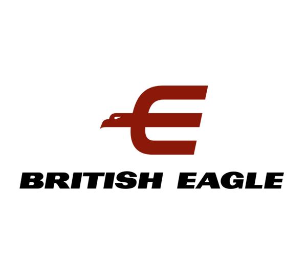 british-eagle-logo-design