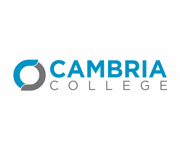 cambria-college-logo-design