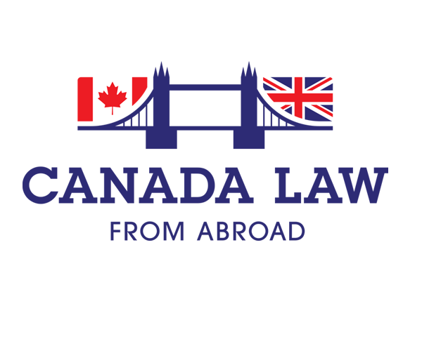 canada-law-from-abroad-logo-design
