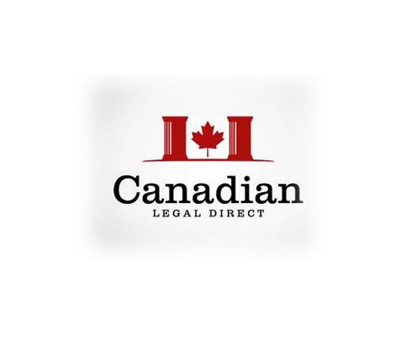 canadian-legal-direct-logo-design