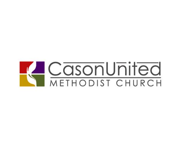 cason-united-methodist-church-logo-design