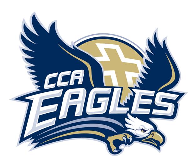 cca-eagles-logo-design