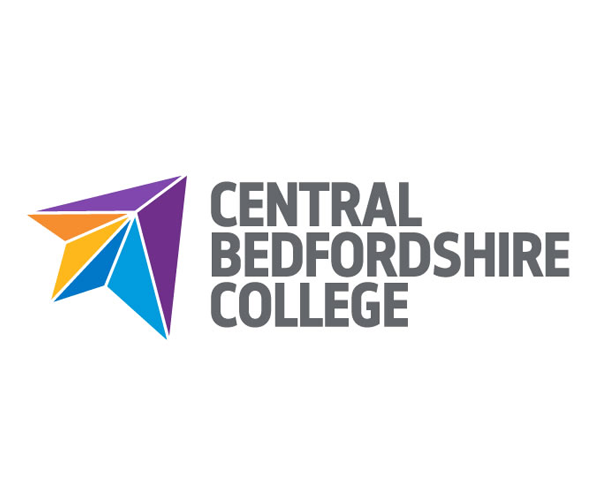 central-bedfordshire-college-logo-design