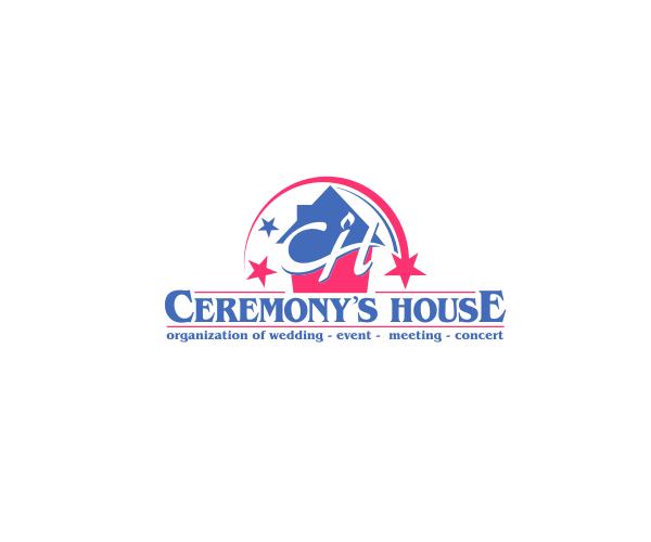 ceremonys-house-logo-design-for-concert