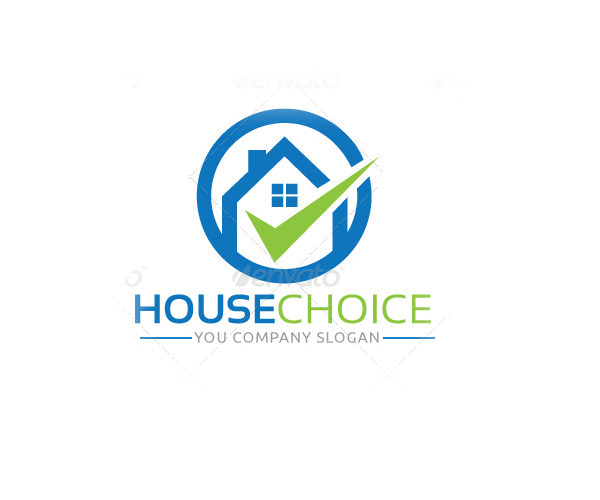 cheap-house-choice-logo-design-buy