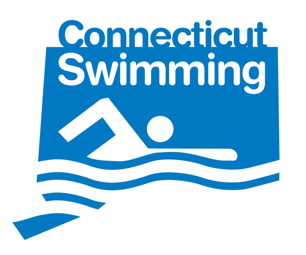 connecticut-swimming-logo-design