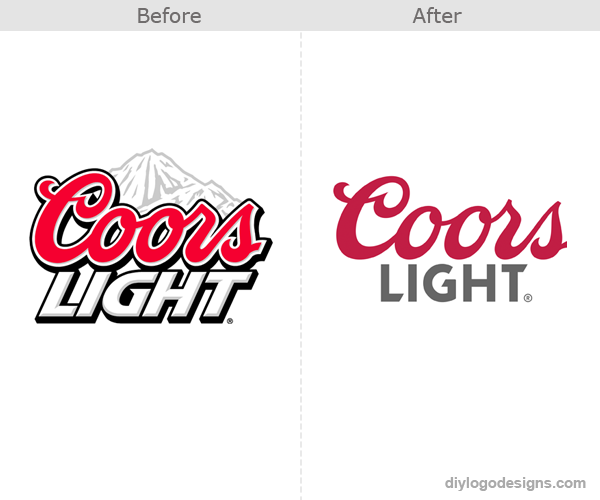 coors-light-logo-design-before-and-after