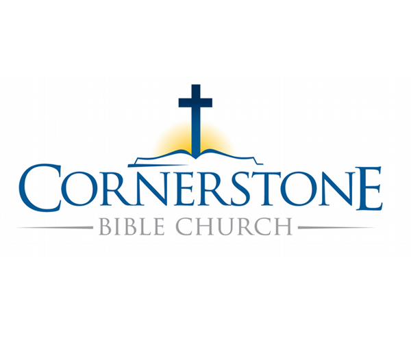 cornerstone-bible-church-logo-design