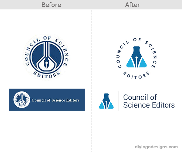 council-of-science-editors-logo-design-before-and-after