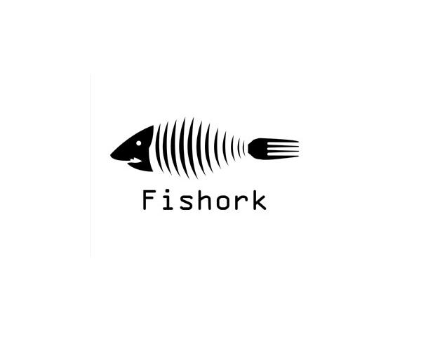 creative-fish-logo-design-for-resturants