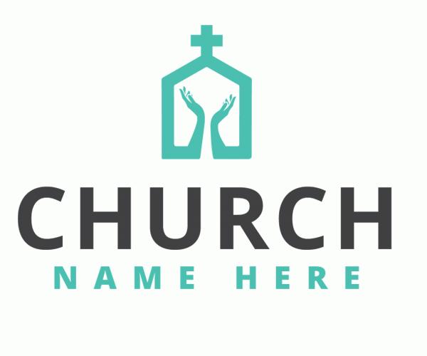 creative-idea-logo-design-for-church