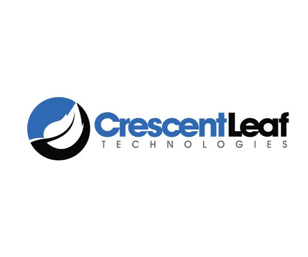 crescent-leaf-logo-design-for-technologies