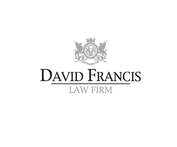 david-francis-law-firm-logo-designer