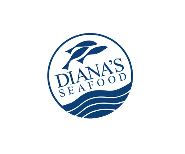 dians-seafood-logo-design