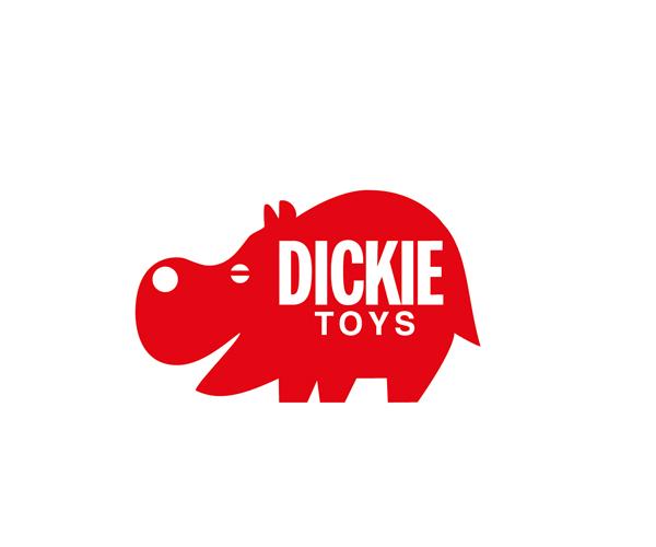 dickie-toys-logo-design-creative