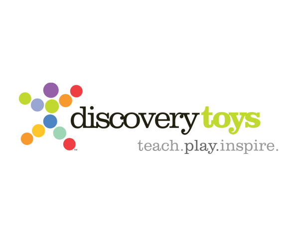 discovery-toys-logo-design