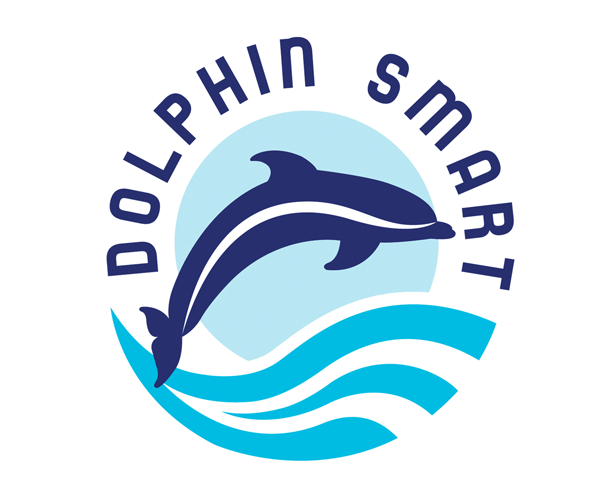 dolphin-smart-fish-logo