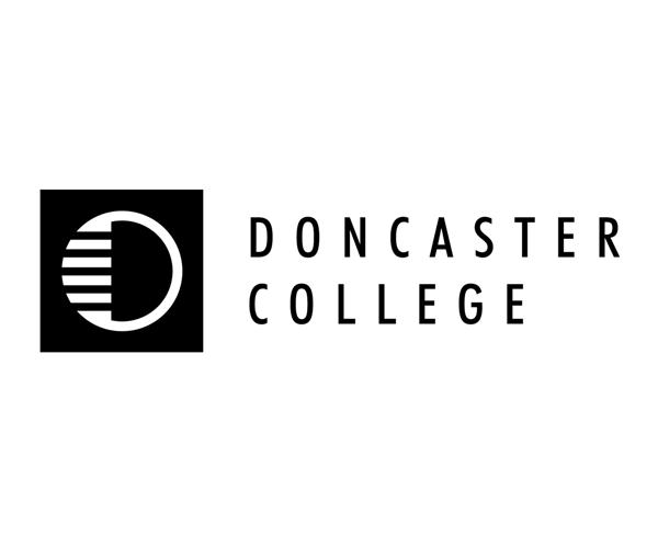 doncaster-college-logo-design