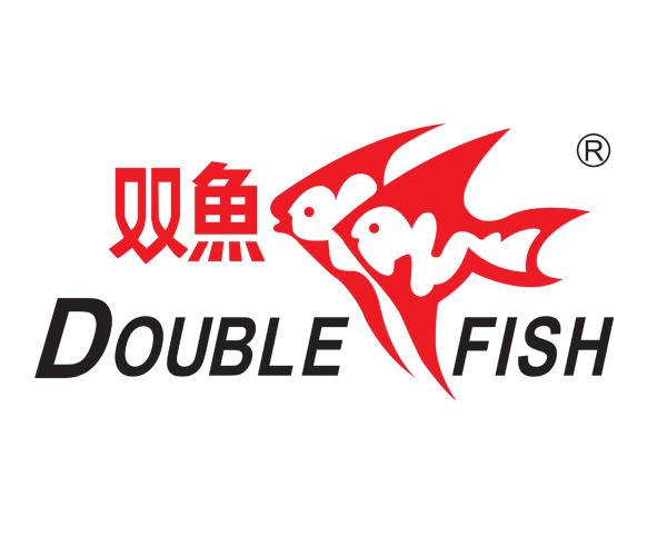 double-fish-logo-design