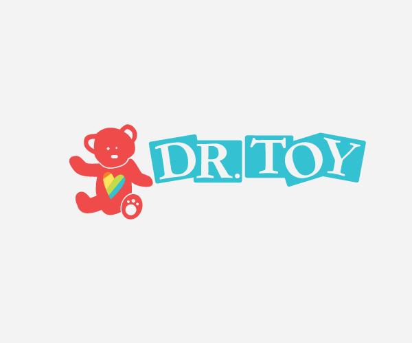 dr-toy-logo-design