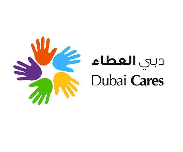 duabi-cares-logo-design