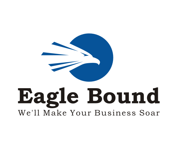 eagle-bound-logo-design-for-company