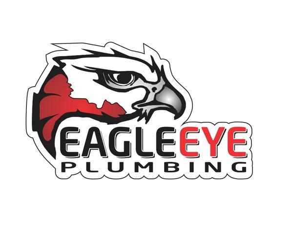eagle-eye-plumbing-logo-design