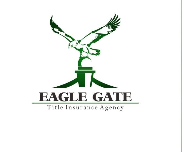 eagle-gate-insurance-agency-logo-design