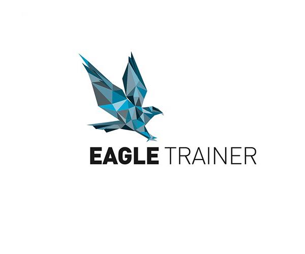 eagle-trainer-logo-design