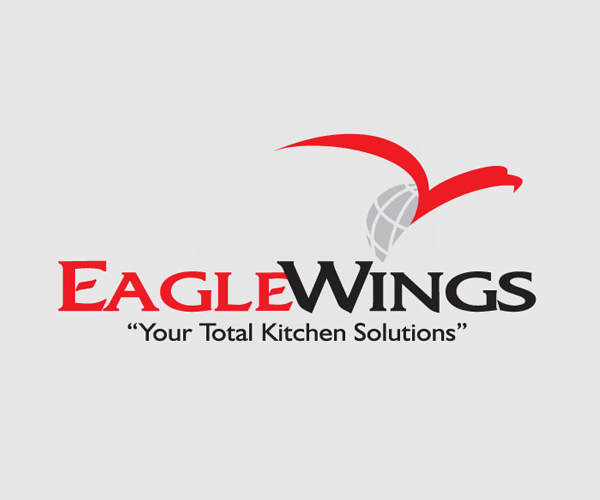 eagle-wings-logo-design