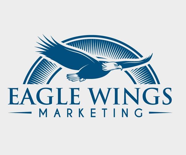 eagle-wings-marketing-logo-design