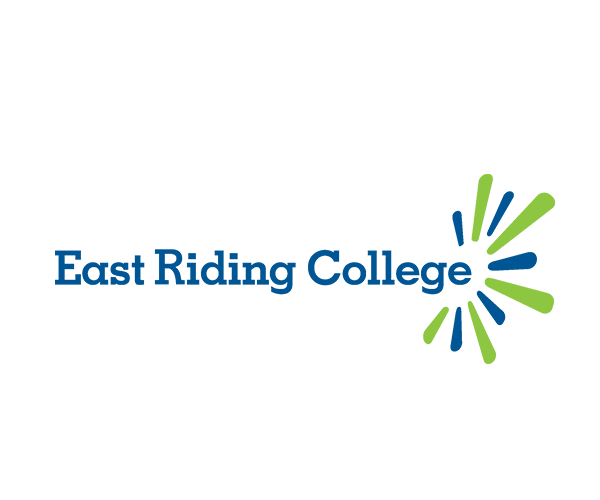 east-riding-college-logo-designer