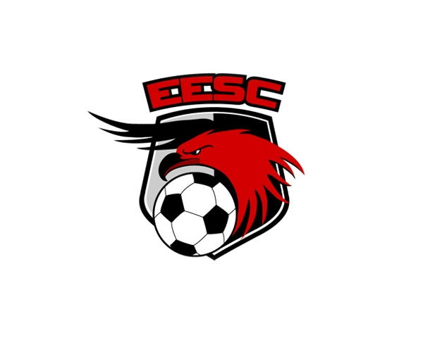 eesc-logo-design-for-eagle-sports-team