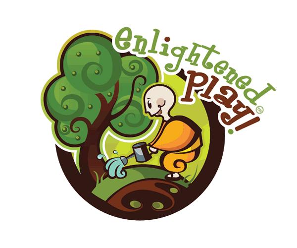 enlightended-paly-logo-design-for-kids