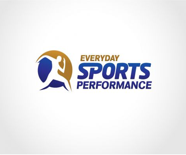 everyday-sports-performance-logo-design