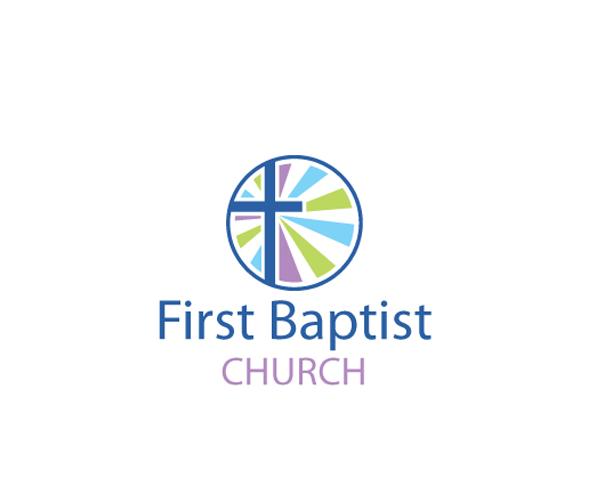first-baptist-church-logo-design