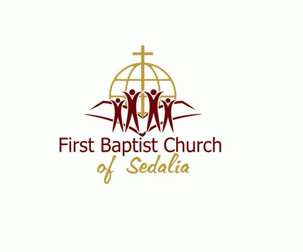 first-baptist-church-of-sedlia-logo-design