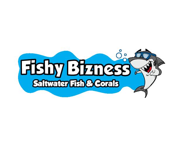 fishy-bizness-logo-design