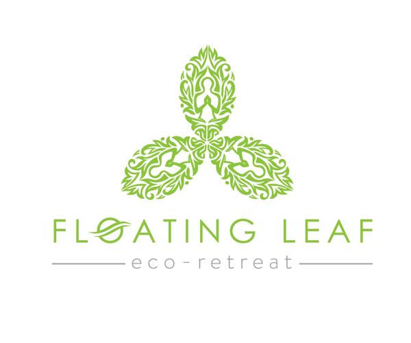 floating-leaf-logo-design