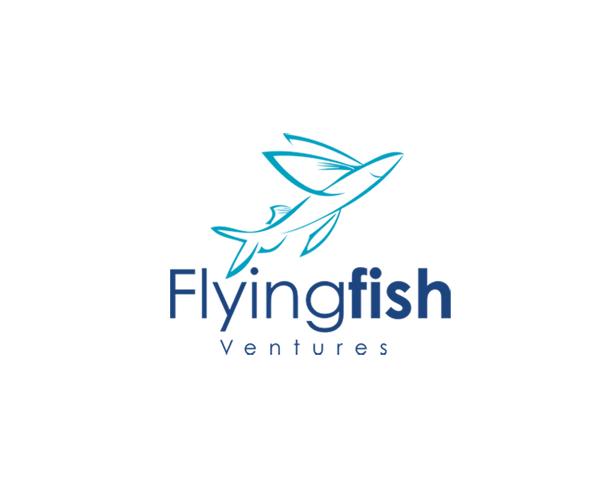 flying-fish-ventures-logo-design