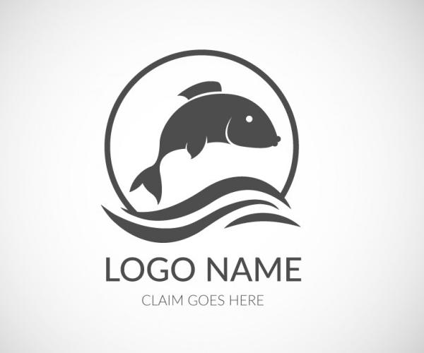 free-download-fish-logo
