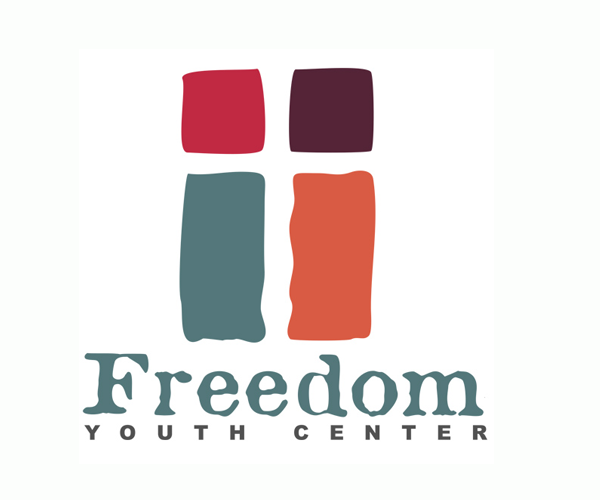freedom-youth-center-logo-design