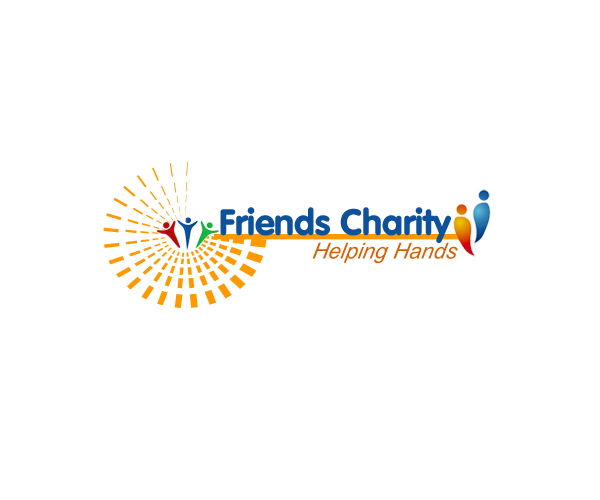 friends-charity-logo-design