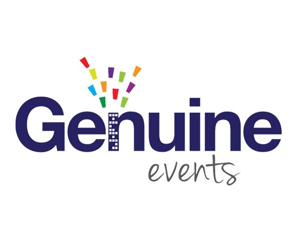 genuine_events-logo-design