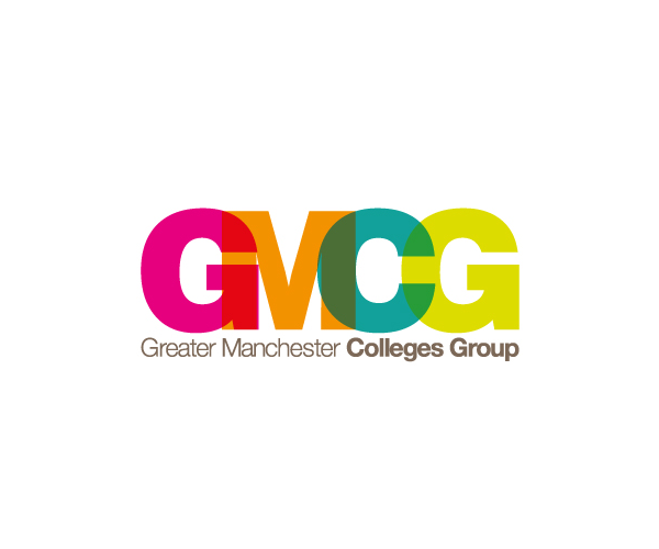 gmcg-manchester-college-group-logo-design