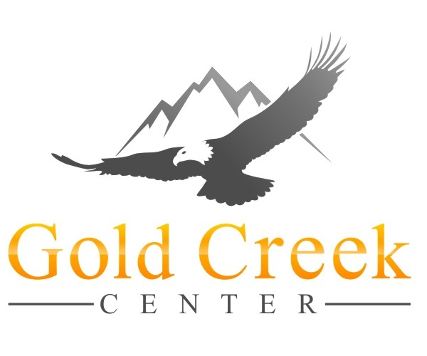 gold-creek-center-logo-design