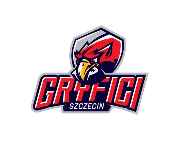 gryfici-szczecin-logo-design