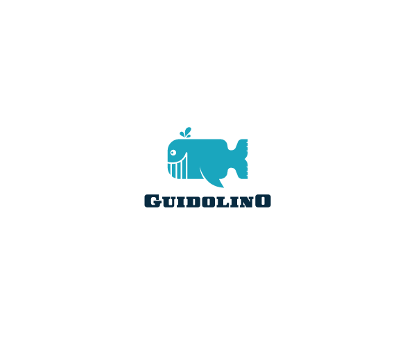 guidolino-logo-design-for-whale