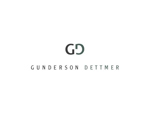 gunderson-dettmer-logo-design